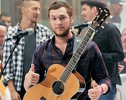 Phillip Phillips - Getty