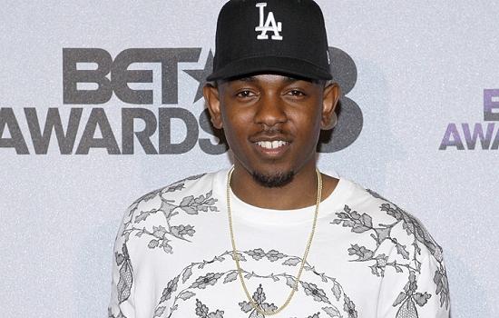 Kendrick Lamar - Getty