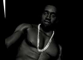 Kanye West – Black Skinhead video