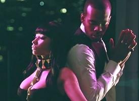 """Nicki Minaj and Mario in  """"Somebody Else"""""""