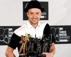 Justin Timberlake - Getty