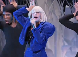 lady gaga mtv vmas 2013