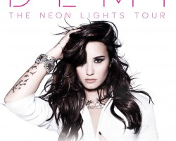 demi lovato neon lights tour dates
