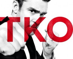 justin timberlake tko single cover