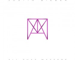 justin bieber all that matters cover