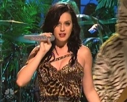 katy perry snl 2013 roar video