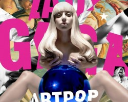 lady gaga artpop album cover