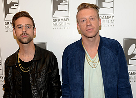 Macklemore & Ryan Lewis - Getty